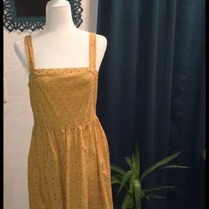 Gypsies & Moondust Pin up Rockabilly Dress